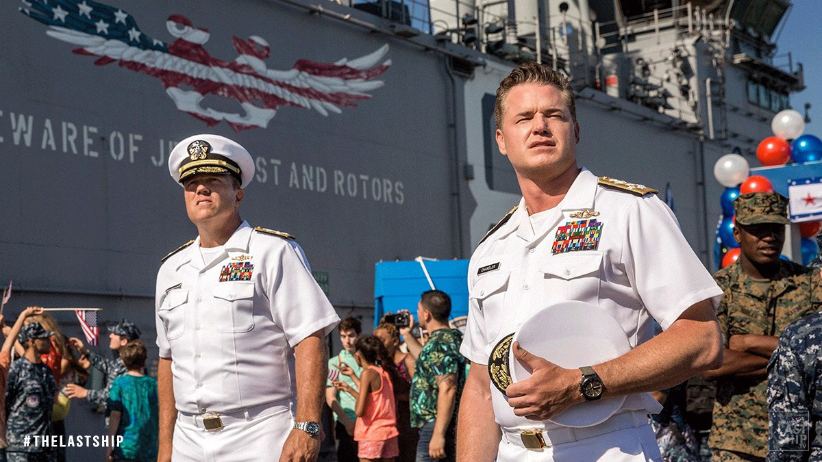 What have you been watching? Including The Last Ship and You